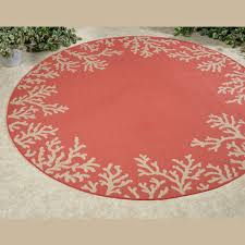 Oval Outdoor Rugs Barrier Reef Indoor Outdoor Rugs By Liora Manne