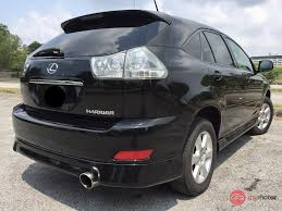 harrier lexus 2007 2008 toyota harrier for sale in malaysia for rm73 300 mymotor