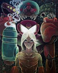 themed artwork aaron jasinski echo of samus gallery1988
