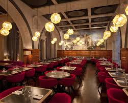new restaurant at royal academy london by design research