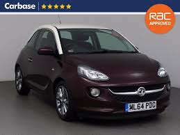 vauxhall purple used vauxhall adam purple for sale motors co uk