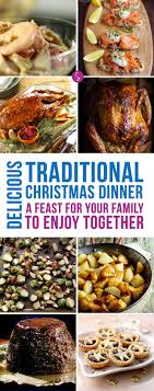 the 25 best traditional dinner menu ideas on