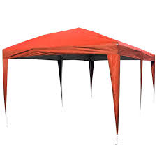 Gazebo Tent by Amazon Com Giantex 10 U0027x20 U0027 Ez Pop Up Wedding Party Tent Folding