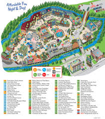 Great Mall Store Map Island In Pigeon Forge Map The Island At Pigeon Forge