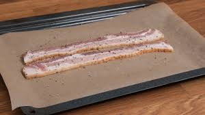 Bacon In Toaster How To Bake Bacon In The Oven With Parchment Paper How To