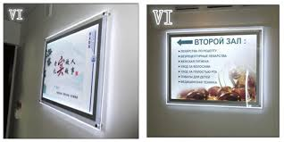 light boxes for photography display wall mounted small photography crystal acrylic super slim