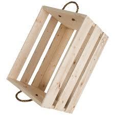 douille en bois caisse en bois caisserie mcneil étagères murales bibelots canac