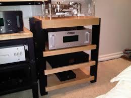 Audio Racks Custom Furniture Hi End Audio Stereo Racks And Isolation