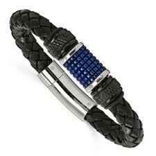 man rubber bracelet images Men 39 s leather bracelets leather bracelets for men leather cuff jpg