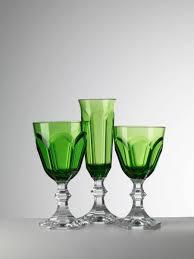 bicchieri verdi nella longari wedding list le jour du oui