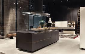 cuisine en bois design cuisine noir mat ikea photos de design d intérieur et décoration