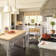 small beach house kitchen designs tour vineyard cottage charmer