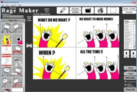 Meme Rage Maker - 4 best free meme generator software for windows