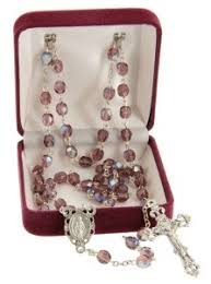 purple rosary view all purple rosaries from catholic faith store