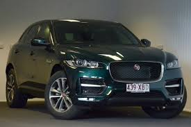 british racing green 2016 jaguar f pace british racing green sports automatic 557km qld