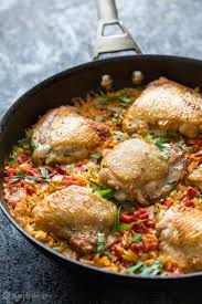 Simmer Pot Recipes One Pot Chicken And Orzo Recipe With Video Simplyrecipes Com