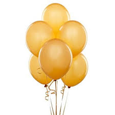 gold balloons gold balloons 11 toys