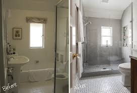 designing bathrooms remarkable remodeled bathrooms before and after spectacular
