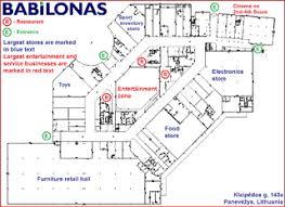 shopping mall floor plan design file shopping mall babilonas layout png wikipedia