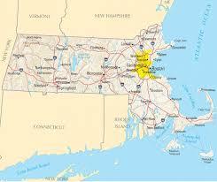 Boston Mbta Map Boston Karte Karten Boston Vereinigte Staaten Von Amerika