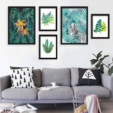 Livingroom Wall Art Online Get Cheap Cactus Wall Art Aliexpress Com Alibaba Group