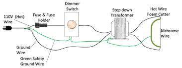 nichrome wire power supply design