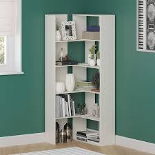 altra transform expandable bookcase midnight onyx walmart com
