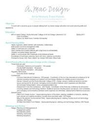 Event Manager Resume Sample by Event Planner Resume Example Resume Examples Planners And Event