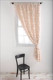 Tie Back Kitchen Curtains by Tie Up Curtains For Kitchen Curtain Ideas For A Kitchen Bay