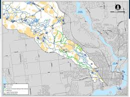 Ncc Map Sector By Sector Breakdown Of The New Gatineau Park Trailmap