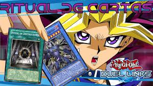 invocacion ritual garlandof king of destruction yu gi oh duel