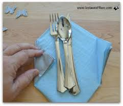 how to fold table napkins how to fold a paper napkin to hold silverware how to make paper fold