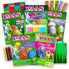 easter egg coloring kits paas easter egg decorating kit variety pack 5 deluxe egg coloring