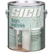 interior latex paint for doors and trim rona