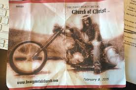 Image Of Christ by I Spent Sunday In America U0027s First Heavy Metal Church Of Christ Vice