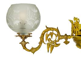 Victorian Chandelier For Sale Pair Of Antique Chandeliers Victorian Neo Rococo 4 Arm Gas