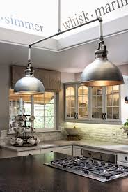 white kitchen with island kitchen kitchen ideas kitchen cabinets kitchen island lighting