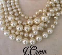 pearls necklace ebay images J crew pearl necklace ebay JPG