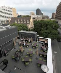 rooftop patios rooftop patio at the met victoria patio design ideas