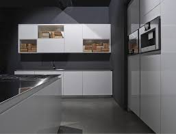 fly kitchen with island by rifra
