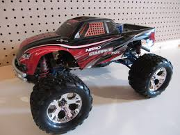 traxxas nitro monster truck nitro stampede 4x4 rcu forums
