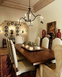 Mexican Dining Room Furniture Mediterranean Dining Room To Vintage Color Mexican Dining Room