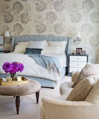 Lovely Couple In Bed Lying In Bedroom Decorating Ideas Beautiful Neutral Bedrooms Traditional Home