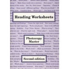 worksheets teaching resources the literacy specialist