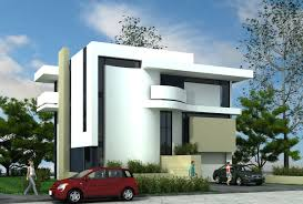 Residential Building Elevation by Residential One Family