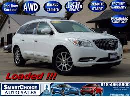 2016 buick enclave leather awd for sale in godfrey il from smart
