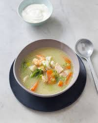 soupe de poissons islandaise pour 4 personnes recettes à table