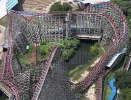 Texas Six Flags Six Flags Joins Lawsuit Against Coaster Maker Houston Chronicle