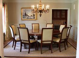 Dining Room Table Chairs Brilliant Round Contemporary Dining Room Sets In Silicon Valley