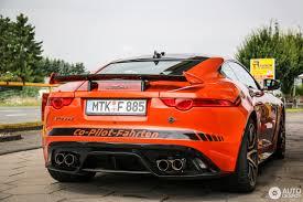 jaguar f type svr coupé 1 september 2016 autogespot